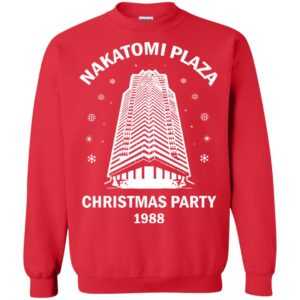 Nakatomi Plaza Christmas Party 1988 Sweater, Hoodie - image 2137 300x300