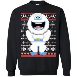Abominable Snowman Christmas Ugly Sweatshirt, Long Sleeve - image 2704 300x300