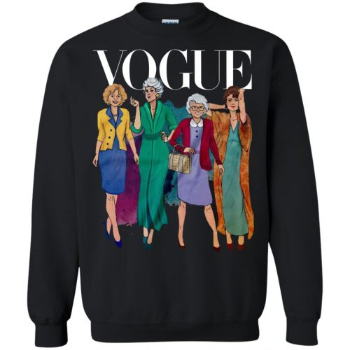 Golden Girls Vogue shirt & sweater - image 3298 500x500