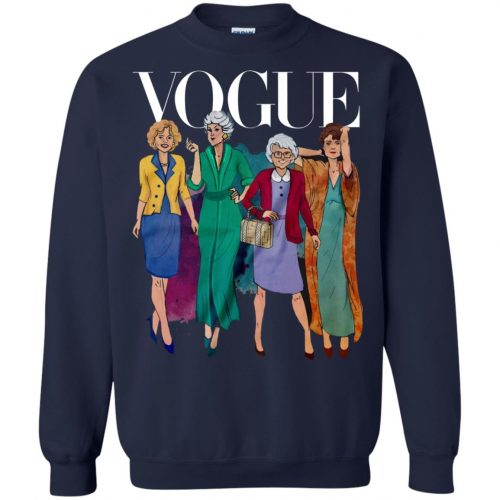 Golden Girls Vogue shirt & sweater - image 3299 500x500