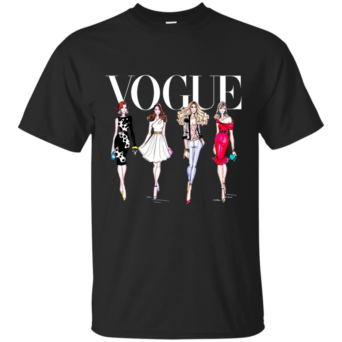 vogue sex and the city t shirt sweater icestork. Black Bedroom Furniture Sets. Home Design Ideas