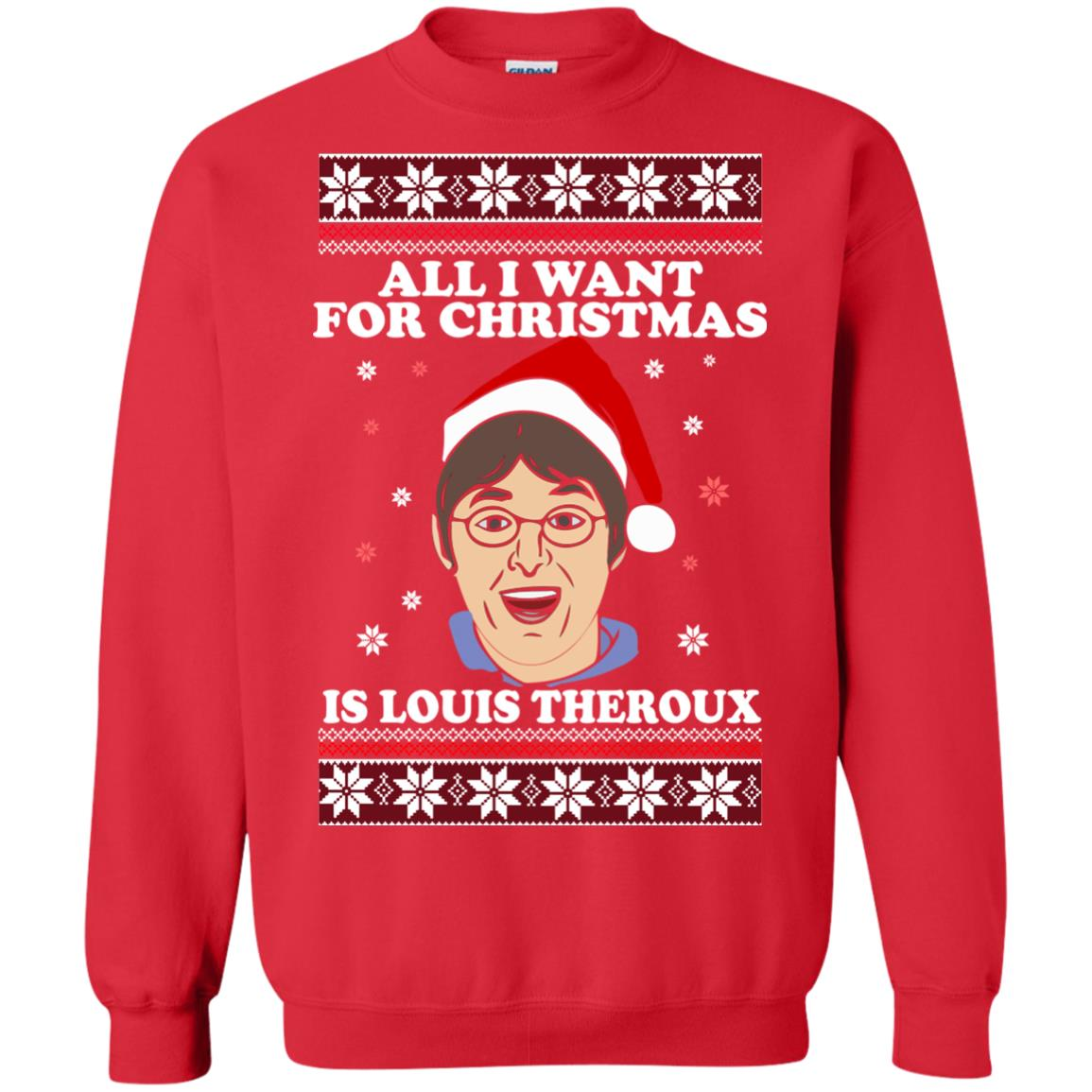 caecaa82ae51 All I Want For Christmas is Louis Theroux Sweater, Shirt, Hoodie - image 873