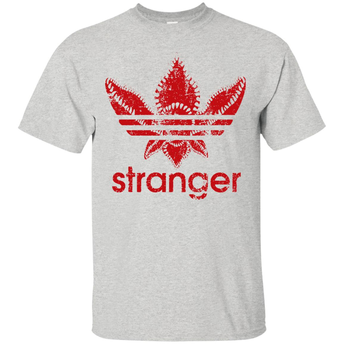 Stranger Things Demogorgon Adidas Shirt & Sweater Icestork