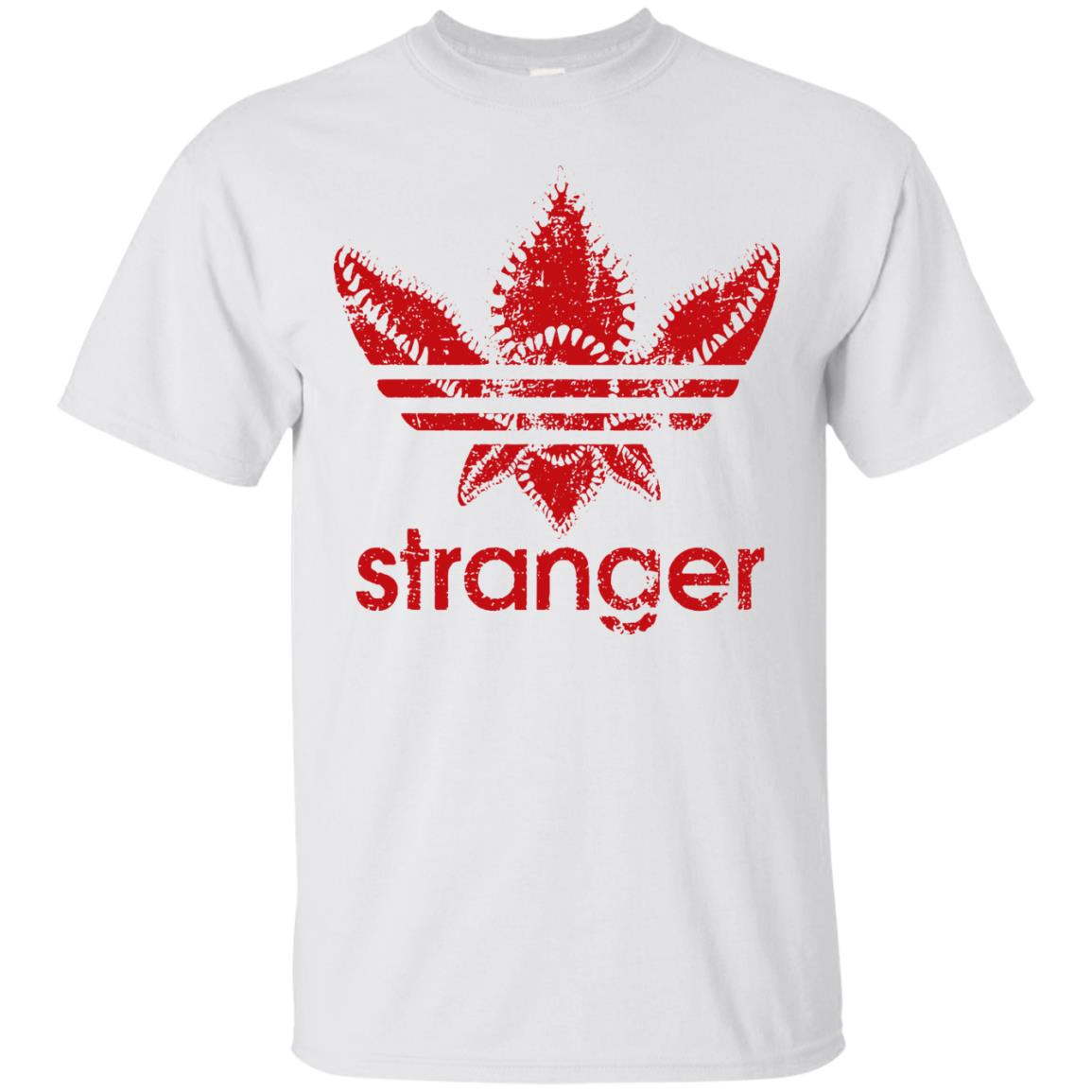 stranger things demogorgon adidas shirt sweater icestork. Black Bedroom Furniture Sets. Home Design Ideas