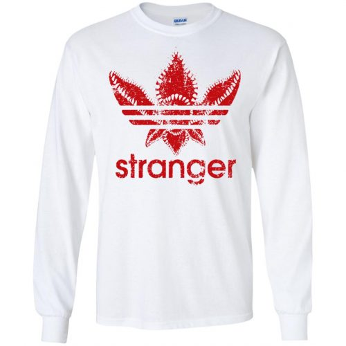 Stranger Things Demogorgon Adidas Shirt & Sweater - image 1453 500x500