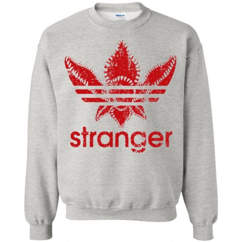 Stranger Things Demogorgon Adidas Shirt & Sweater - image 1456 500x500