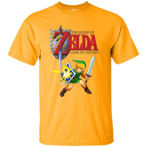 The Legend of Zelda a Link To The Past shirt, hoodie, sweater - image 1509 500x500