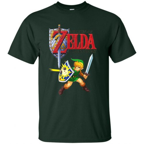The Legend of Zelda a Link To The Past shirt, hoodie, sweater - image 1510 500x500