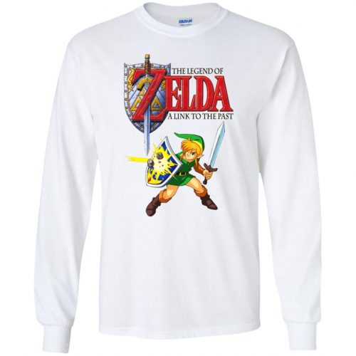 The Legend of Zelda a Link To The Past shirt, hoodie, sweater - image 1512 500x500