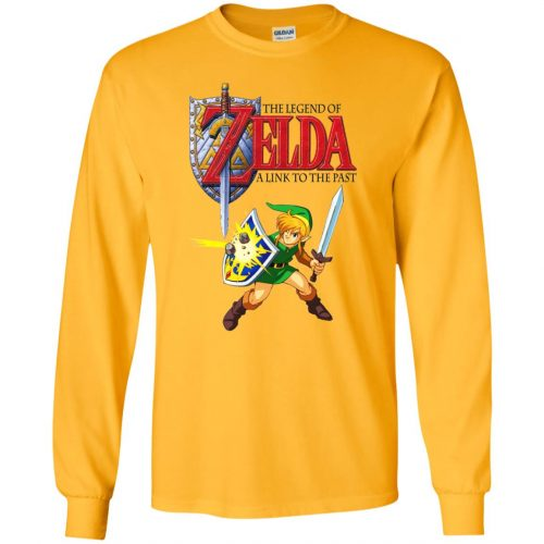 The Legend of Zelda a Link To The Past shirt, hoodie, sweater - image 1513 500x500