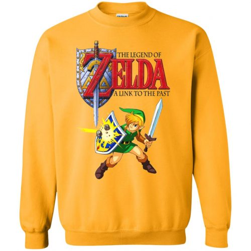 The Legend of Zelda a Link To The Past shirt, hoodie, sweater - image 1517 500x500