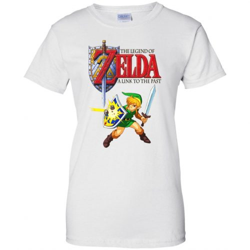The Legend of Zelda a Link To The Past shirt, hoodie, sweater - image 1518 500x500