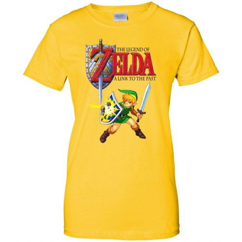 The Legend of Zelda a Link To The Past shirt, hoodie, sweater - image 1519 500x500