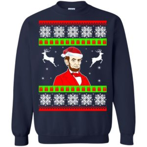 Abraham Lincoln Ugly Christmas Sweater - image 272 300x300