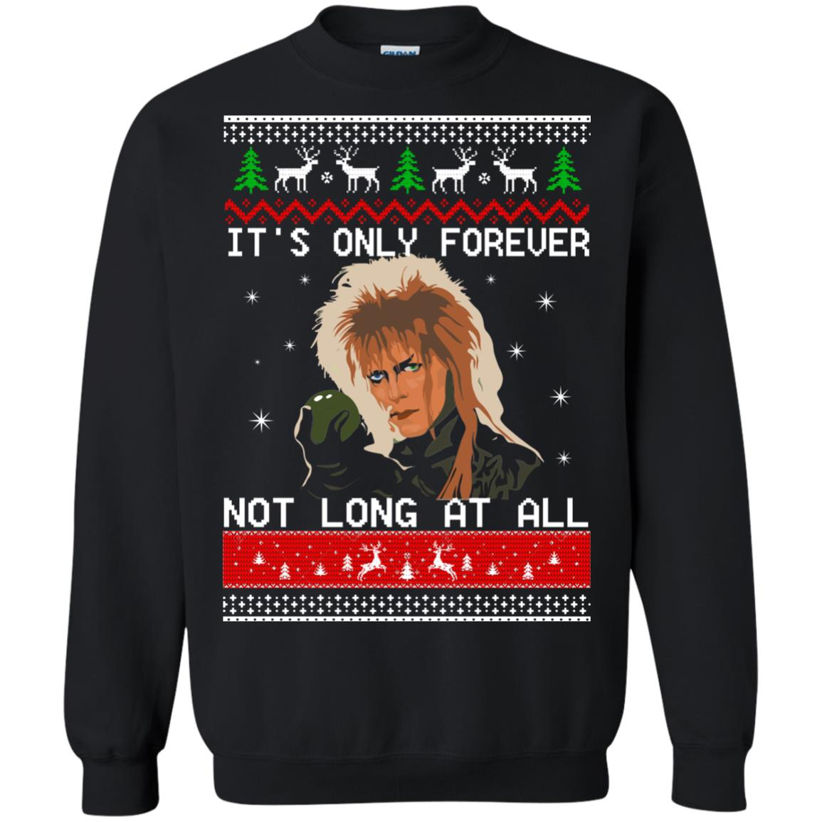 David Bowie It S Only Forever Not Long At All Christmas