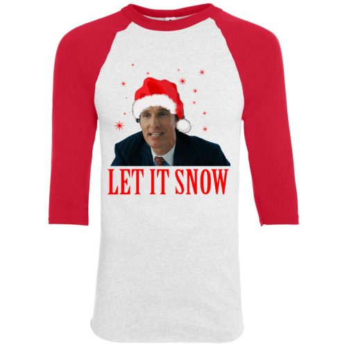 Mark Hanna Wall Street Let It Snow Sweater, Hoodie - image 641 500x500