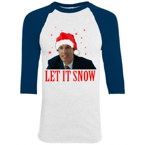 Mark Hanna Wall Street Let It Snow Sweater, Hoodie - image 642 500x500