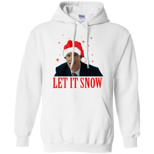Mark Hanna Wall Street Let It Snow Sweater, Hoodie - image 645 500x500