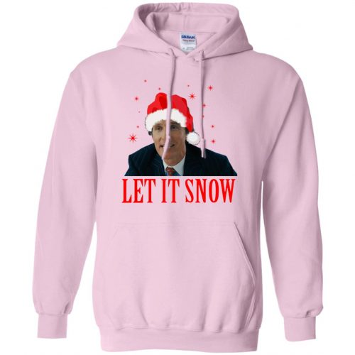 Mark Hanna Wall Street Let It Snow Sweater, Hoodie - image 646 500x500