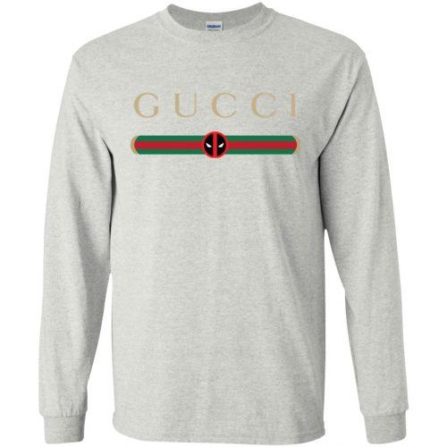 Gucci Stripe Deadpool Shirt, Hoodie - image 1953 500x500