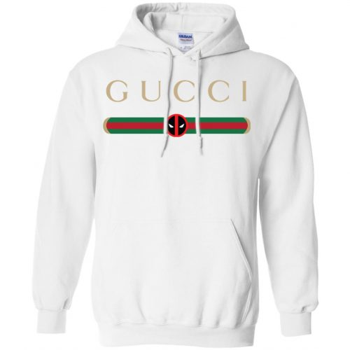 Gucci Stripe Deadpool Shirt, Hoodie - image 1956 500x500