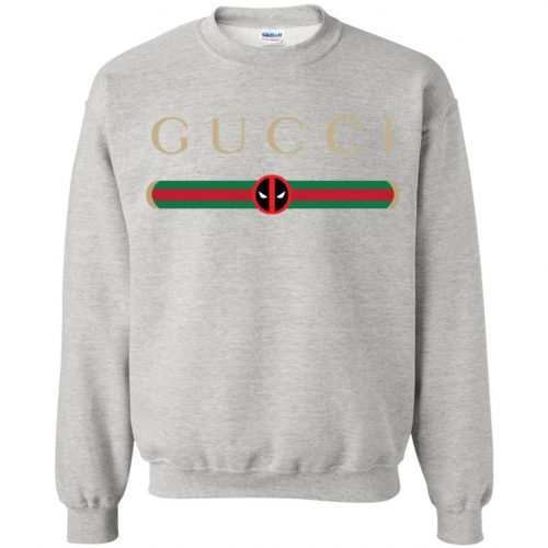 Gucci Stripe Deadpool Shirt, Hoodie - image 1957 500x500