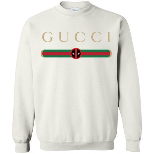 Gucci Stripe Deadpool Shirt, Hoodie - image 1958 500x500