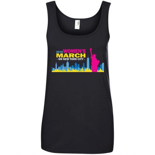 2018 Woman's March On New York Shirt, Hoodie - image 2709 500x500