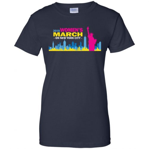 2018 Woman's March On New York Shirt, Hoodie - image 2712 500x500