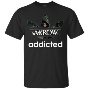 Arrow Addicted shirt, hoodie & sweatshirts - image 767 300x300