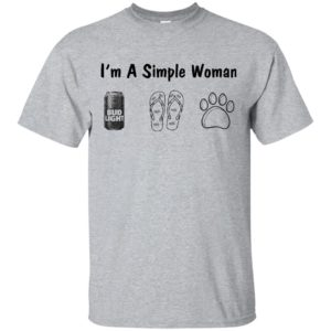Simple Woman budlight shirt, hoodie - image 1230 300x300