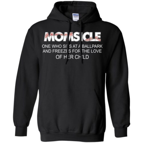Momsicle One Who Sits At A Ballpark And Freezes shirt - image 284 500x500