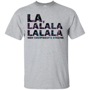 A day to remember homesick La La La shirt - image 315 300x300