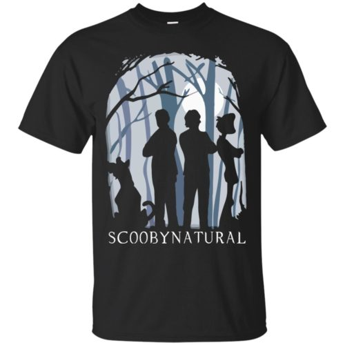 Scoobynatural The Forest Shirt, Hoodie, LS - image 45 500x500