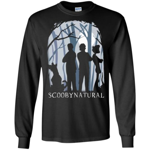 Scoobynatural The Forest Shirt, Hoodie, LS - image 48 500x500