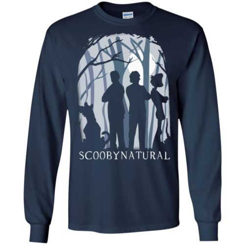 Scoobynatural The Forest Shirt, Hoodie, LS - image 49 500x500