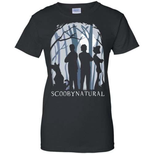 Scoobynatural The Forest Shirt, Hoodie, LS - image 52 500x500