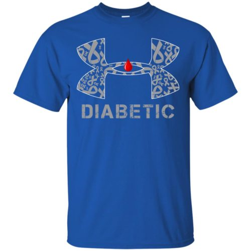 Under Armour Cancer Diabetic Shirt, Hoodie - image 628 500x500