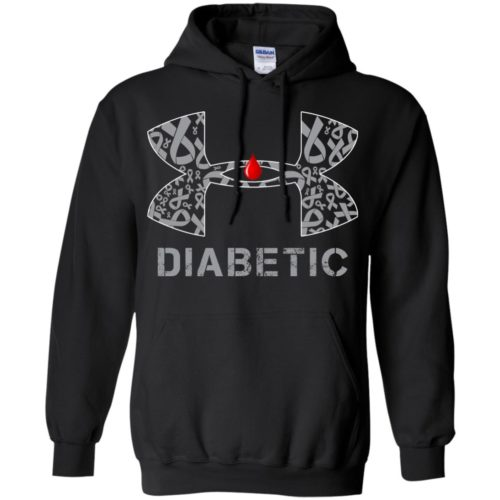 Under Armour Cancer Diabetic Shirt, Hoodie - image 632 500x500