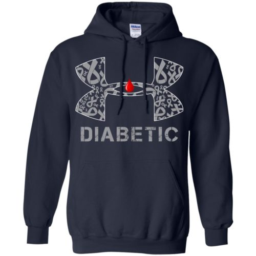 Under Armour Cancer Diabetic Shirt, Hoodie - image 633 500x500