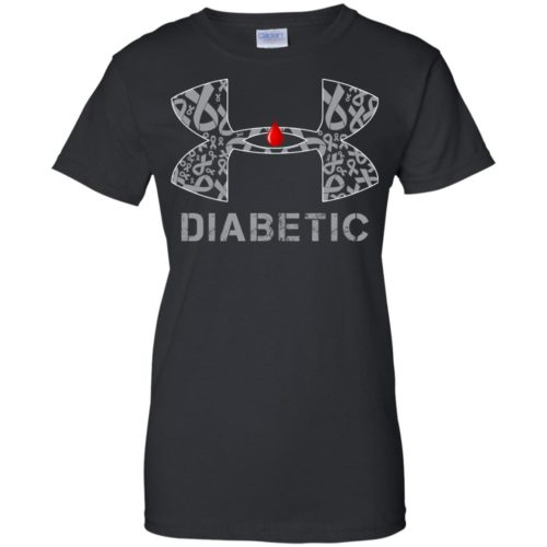Under Armour Cancer Diabetic Shirt, Hoodie - image 634 500x500