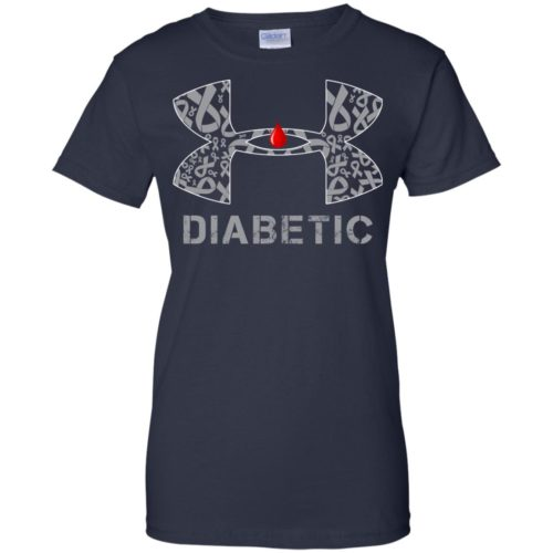Under Armour Cancer Diabetic Shirt, Hoodie - image 635 500x500