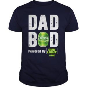 Dad Bod powered by Bud Light Lime shirt, tank top, hoodie - Dad Bod powered by Bud Light Lime shirt 300x300