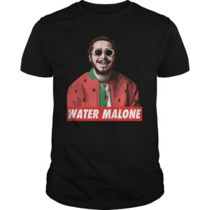 Post Malone Water Malone shirt, hoodie, long sleeve - Post Malone Water Malone shirt hoodie long sleeve 300x300