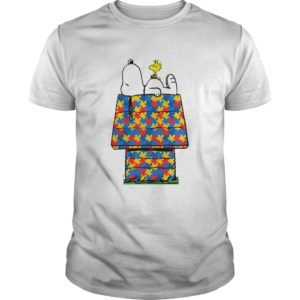 Autism The Peanuts Snoopy Dream shirt - Autism the peanuts Snoopy dream shirt 300x300