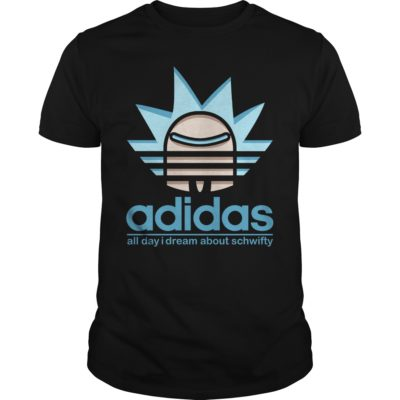 Adidas All Day I Dream About Schwifty shirt - All Day i Dream About Schwifty Shirt 1 400x400