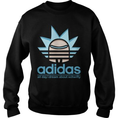 Adidas All Day I Dream About Schwifty shirt - All Day i Dream About Schwifty Shirtvv 400x400