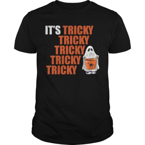 It's Tricky Tricky Tricky Tricky Tricky Halloween shirt hoodie, long sleeve - Its Tricky Tricky Tricky Tricky Tricky shirt 500x500