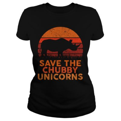 Rhinoceros Save the Chubby Unicorns shirt, hoodie, long sleeve - Save the Chubby Unicorns shirtv 400x400