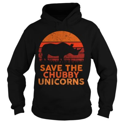 Rhinoceros Save the Chubby Unicorns shirt, hoodie, long sleeve - Save the Chubby Unicorns shirtvvv 400x400